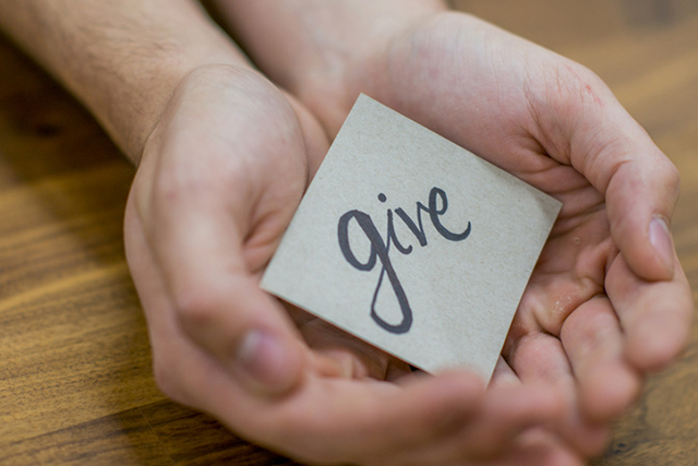 Communicating Our Giving Impact to Clients